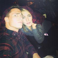 Arrow - Colton & Emily #emton
