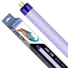 """WavePoint 420nm Reef Wave T5-HO Fluorescent Lamp - 24 W - 24"""" - ON SALE! http://www.saltwaterfish.com/product-wavepoint-420nm-reef-wave-t5-ho-fluorescent-lamp-24-w-24"""