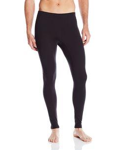 8f9ed15ab5a698 Manduka Men's Atman Tights, Black, Large. 88% recycled polyester, 12%