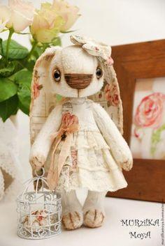 Шьем платье для игрушки в стиле Тедди