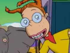 I got : Eliza Thornberry!! Which 90's Cartoon Character Is Your Alter Ego?