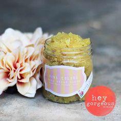 Hey Gorgeous - Pina Colada Body Scrub Bliss