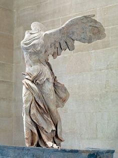 Nike de Samothrace —Winged Victory