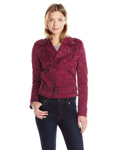 Anne Klein Women's Camo Jacquard Moto Jacket >>> This is an Amazon Affiliate link. Check out the image by visiting the link.