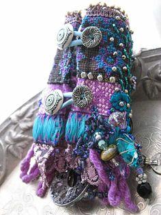 Cool Mystique Gypsy Jangle Bracelet Heavily door AllThingsPretty