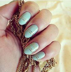 Easy Nail Designs for Short Nails Acrylic Nails