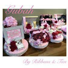 #cth je #idea hantaran #pink colour