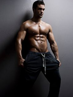 Fitness model William Price