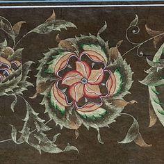 Halkâr detay Tezhip#illumination#ıslamicart#ircica#hat#yarışma#desen#art#sanat#love#design#tasarım#gold#altın#qoran#fetih#ottoman#penç#yaprak#tarama#çiçek#flower#çarkıfelek