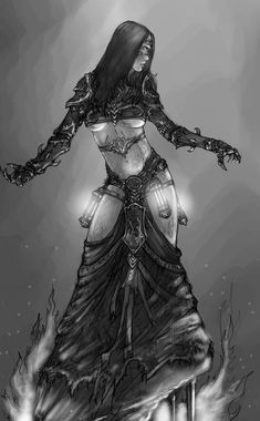 Fantasy Art - My list of the most beautiful artworks Dark Fantasy Art, Fantasy Girl, Foto Fantasy, Fantasy Art Women, Fantasy Kunst, Fantasy Warrior, Fantasy Artwork, Fantasy Character Design, Character Art