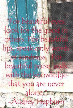 cute quote, original photo!