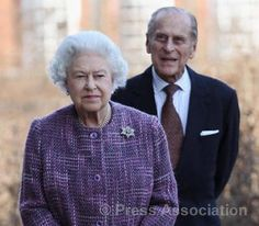 The Queen and The Duke of Edinburgh arrive to the re-opening of Kensington Palace State Apartments following an extensive renovation project, London, 15 March 2012.