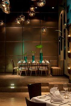 Marea Restaurant & Bar - Interior Design: El Estudio - Photography: Ricardo Piantini