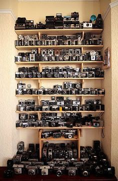SOMEDAY, I will have a collection like this.
