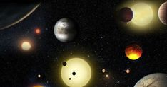 The First Exoplanet Was Discovered 25 Years Ago