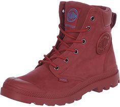 Palladium Pampa Cuff WP LUX Schuhe 5,5 chevron/diva blue - http://uhr.haus/palladium/palladium-pampa-cuff-wp-lux-schuhe-5-5-chevron-diva