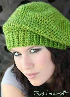 Tina's handicraft : hats