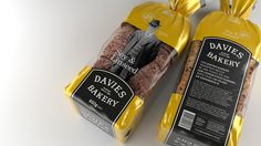 No matter how hard you try, it's sometimes the traditional way to make  something that's just the best way. In the case of Davies Bakery, the  classic recipes result in delicious breads like a light rye or rustic  grains.