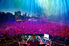 7. Finally make it to see #kaskade... Even if I have to go by myself. And dance like no one's watching.