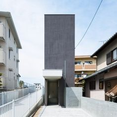 I'm a sucker for unique concepts of livable space - Promenade House by FORM/ Kouichi Kimura Architects