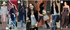 Princess Mary's dressy to casual fashion.  I totally have outfit 5 in my closet... but don't we all?