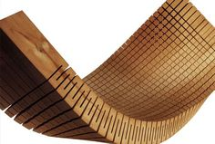 Dukta - flexible wood: