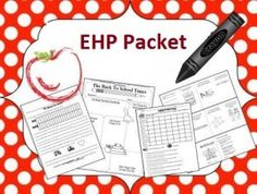 Ultimate Back To School Packet Activity sheets to make back to school run smoothly in your classroom. Back 2 School, Beginning Of The School Year, Too Cool For School, School Fun, School Ideas, School Stuff, School Classroom, Classroom Themes, Service Learning