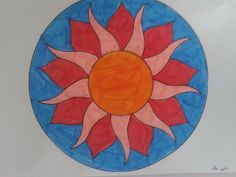 Tancující slunce