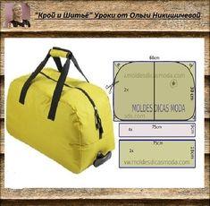 Diy Tote Bag, Tote Bags Handmade, Handmade Purses, Mochila Tutorial, Leather Bag Tutorial, Handbag Tutorial, Diy Sac, Backpack Pattern, Jute Bags
