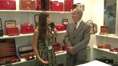 Intervista a Costantino Putzulu in occasione del #Mipel.    #leather #fashion #accessories #gift #MadeInItaly #handmade #luxury #pelletteria #artigianato