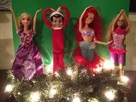 She has the funniest Shelf on the Elf ideas!! The Elf Planking one made me laugh so hard.
