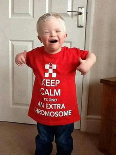 It's Only an extra Chromosome!