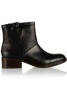 3.1 Phillip Lim Frankie leather ankle boots | THE OUTNET