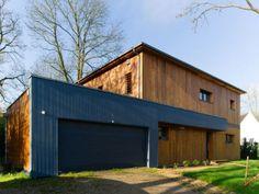 2074 euros TTC / m² 135 m² hors finitions PASSIVE VMC double flux poêle