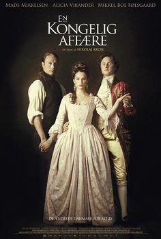 en kongelig affære / a royal affair