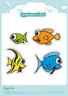 Image de poisson d 39 avril gratuit image de - Imprimer poisson d avril gratuit ...