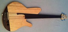 Chillbass Pantera Fretless Bass