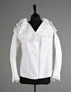 c. 1790 Ladies powdering jacket