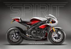Spirit Speed ST3 project - RocketGarage - Cafe Racer Magazine