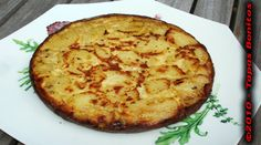 Spaanse Tortilla de Patata.