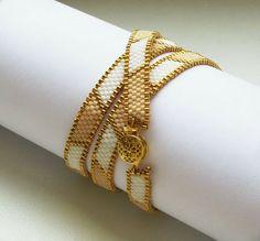 Beaded Wrap Bracelet - Inspiration Only
