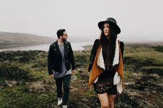 Free People Engagement Session // Bethany+Cory