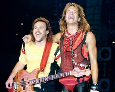 Van Halen Live 1984