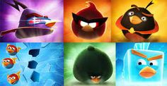 Photo of 6 Angry Birds Space for fans of Angry Birds 31778237 Angry Birds, Superhero Logos, Batman, Artist, Joy Taylor, Space, Miles Morales, Games, Google