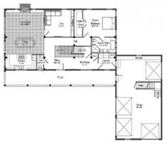 morgan farm house. Great farm house plan with 5 bedrooms.