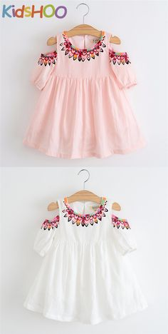 Cute dress design, fashion ,cute and cut on your little princess. Stylish Dresses For Girls, Frocks For Girls, Little Girl Dresses, Cute Dresses, Baby Dresses, Baby Girl Dress Design, Girls Frock Design, Dress Girl, Baby Girl Dress Patterns