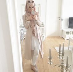 pinterest @adarkurdish Pakistani Fashion Casual, Modern Hijab Fashion, Islamic Fashion, Muslim Fashion, Modest Fashion, Hijab A Enfiler, Hijab Chic, Hijab Dress, Hajib Fashion