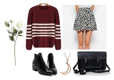 """""""Outfit winter"""" by jem199914 on Polyvore featuring Crate and Barrel, Allurez and The Cambridge Satchel Company"""