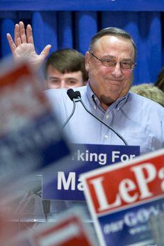 Maine Gov. Paul LePage Considering 2018 Senate Run