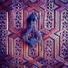Morocco's enviable carvings